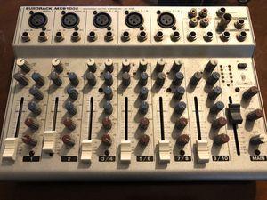 Behringer Eurorack MXB1002 10-Channel Mixer for Sale in Coral Springs, FL