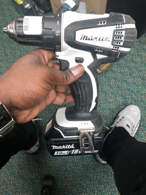 Drill, Tools-Power Makita No Charger.. Negotiable for Sale in Baltimore, MD