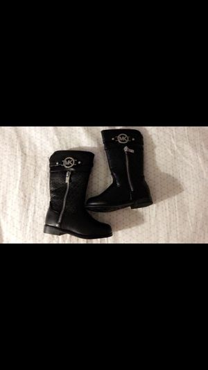 New Michael Kors girl boots for Sale in Riverside, CA