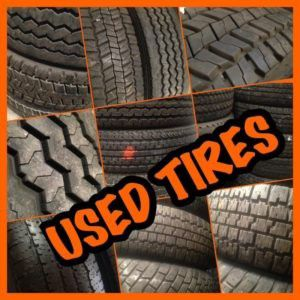 Used tires all sizes $20 a piece we got all sizes for Sale in Chesapeake, VA