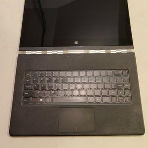 Lenovo Yoga 3 Pro 1370 * for Parts* See Pics. for Sale in Suwanee, GA