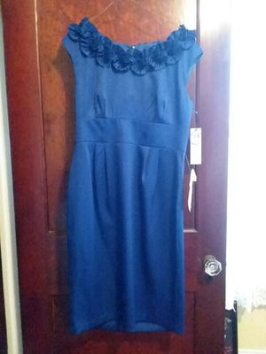 London Times Royal Blue Size 12 Dress for Sale in S WILLIAMSPOR, PA