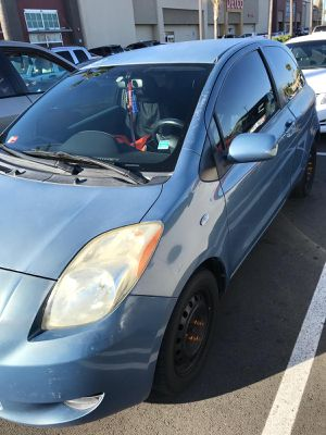 Toyota Yaris 2007 for Sale in Spring Valley, CA
