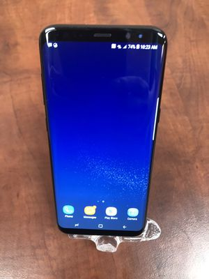 Samsung Galaxy s8 Plus 64GB Unlocked works worldwide excellent condition for Sale in Union City, CA