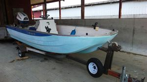 1966 Larson center console boat. for Sale in Arlington, WA