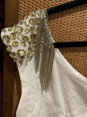 Bebe white dress for Sale in Buffalo, NY