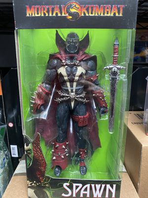 McFarlane Toys Mortal Kombat Spawn for Sale in Queens, NY