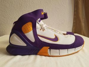 Nike Huarache 2K5 Kobe Bryant Size 13 Lakers for Sale in San Francisco, CA
