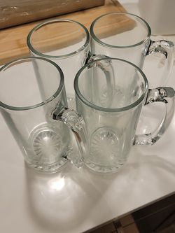 Beer Stein And Ikea Wine Glasses for Sale in Seattle,  WA