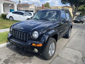 2003 Jeep Liberty Limited for Sale in Los Angeles, CA