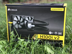 Corsair H100i V2 Liquid CPU Cooler for Sale in Antioch, CA