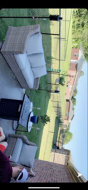 Outdoor patio set for Sale in Tulsa, OK