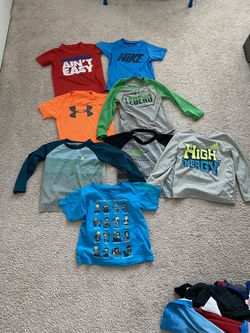 Boy T-shirts(size-4) for Sale in Charlotte, NC