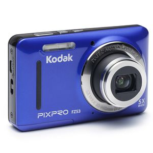 Kodak PIXPRO Friendly Zoom FZ53-BK 16MP Digital Camera with 5X Optical Zoom for Sale in Portland, OR