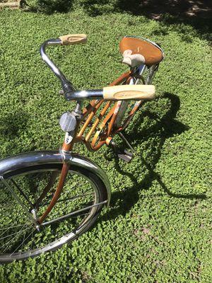 Vintage 1959 Schwinn Tiger Cruiser Bike for Sale in Austin, TX