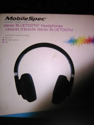 Mobile Spec Bluetooth Headphones for Sale in Indianapolis, IN