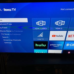 42 Inch Roku Smart Tv for Sale in Philadelphia, PA