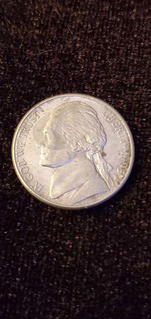 Rare 1995 P Jefferson Nickel for Sale in N REDNGTN BCH, FL