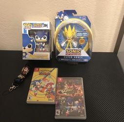 $55 Sonic Bundle Pls Read Below For More Information for Sale in Vernon,  CA