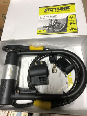 Sigtuna Gear Bike Lock for Sale in Miramar, FL