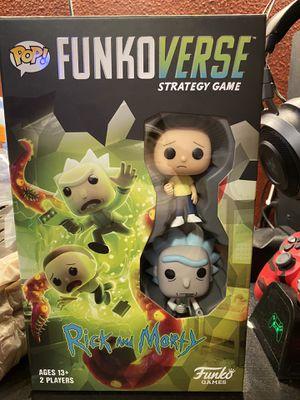 Rick and Morty Funko verse for Sale in Covina, CA