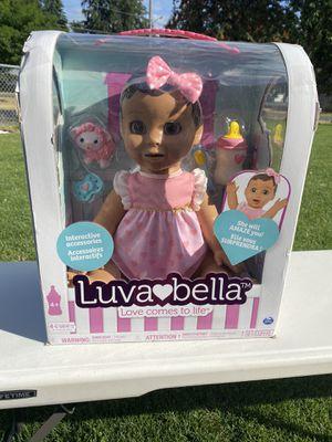 Luva💓bella baby doll for Sale in Tacoma, WA