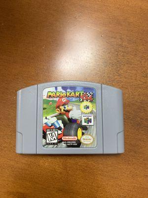 Mario Kart Nintendo 64 for Sale in Hialeah, FL