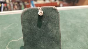 14k white gold diamond earring for Sale in Chicago, IL