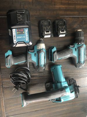 2 drills and circular saw 12 volts for Sale in Washington, DC