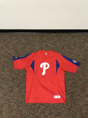 PHILLIES BASEBALL TEE/ SIZE: LARGE for Sale in Ewing Township, NJ