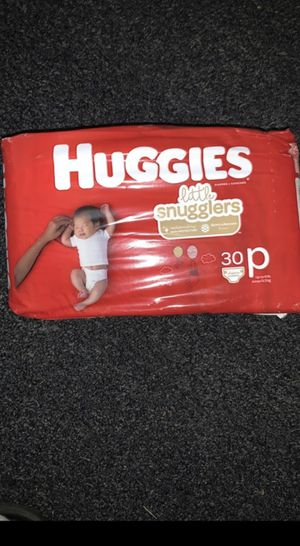Huggies diapers for Sale in Huron Charter Township, MI