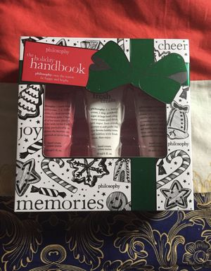The handbook philosophy memories lotion for Sale in Lodi, CA