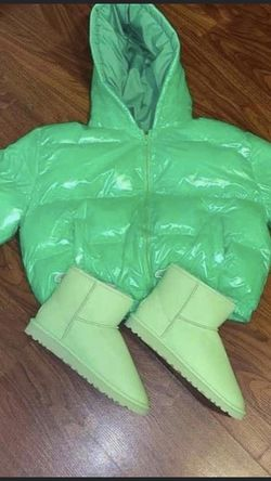 Bubble Coat With Uggs To Match for Sale in Chester,  PA