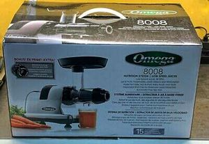 Brand New Omega 8008 Juicer for Sale in Westchester, CA