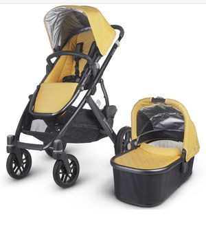 Uppababy Vista Margold Yellow 2015 GREAT CONDITION for Sale in Marlborough, MA