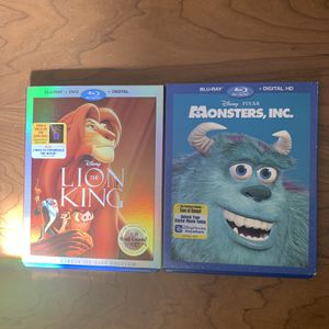 Lion King And Monsters, Inc. for Sale in Commerce, CA
