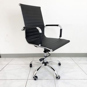 $85 (new in box) ergonomic computer chair pu leather swivel adjustable recline for home office for Sale in Whittier, CA