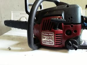 "Poulan Pro 16"" 34cc Chainsaw for Sale in Elma, WA"