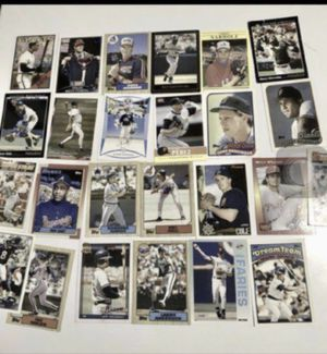Baseball Cards ♦️ and football and many😍120 Cards for Sale in Beaverton, OR