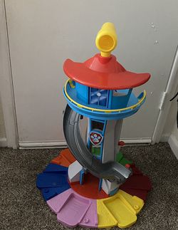 Paw Patrol My Size Lookout Tower for Sale in Seattle,  WA