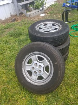 Jeep patriot tire and wheels for Sale in Franklin, TN