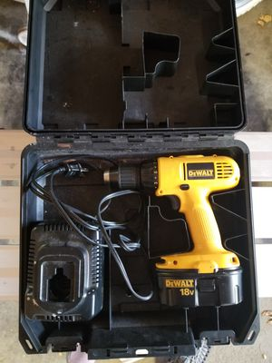 Dewalt 18v Drill for Sale in Plymouth, MN