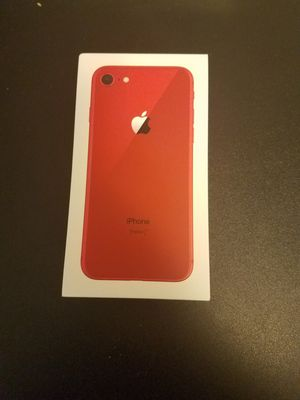 iPhone 8 red 64gb for Sale in Brooklyn, NY