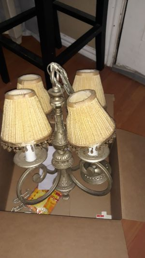 Light fixtures for Sale in Saginaw, TX