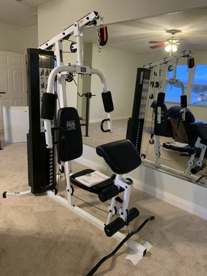 Marcy 150-Pound Stack Home Gym for Sale in Port St. Lucie, FL