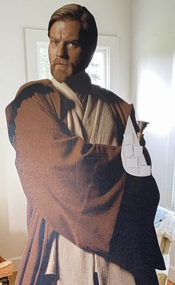 Obi-Wan Cutout for Sale in Elma,  WA