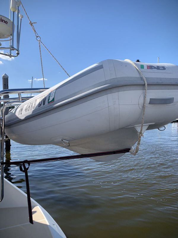 "Dinghy Inflatable Boat /RIB 10'6"" Aluminum AL10 AB Inflatables 2015"