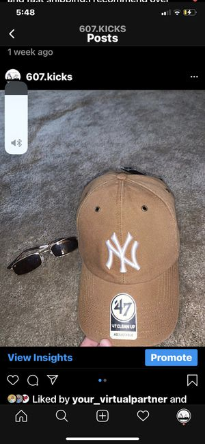 NY Yankees Hat for Sale in Ithaca, NY