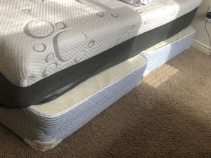 King sized bed box spring for Sale in Taylorsville, UT