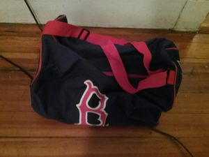 Red sox bobs furniture duffle bag for Sale in Boston, MA